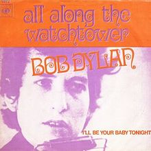 Bob Dylan_All along the Watchtower